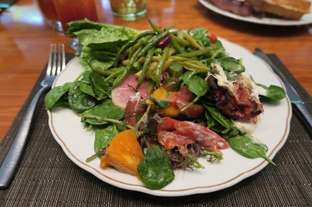 I like salad
