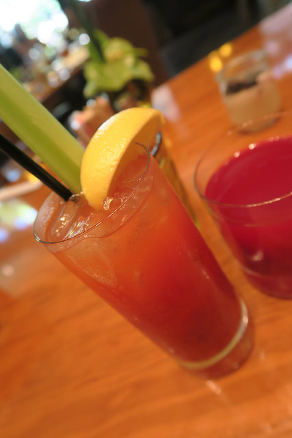 Red Snapper (gin Bloody Mary)