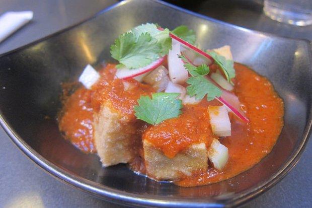 tofu al pastor