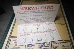 Krewe Card
