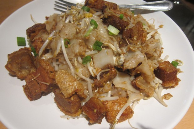 noodles with pork
