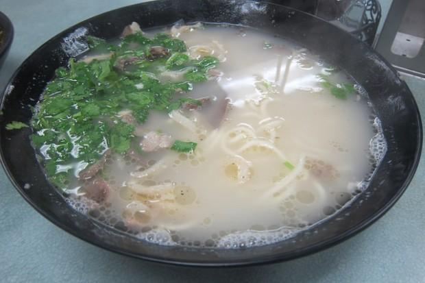 whole lamb noodle soup