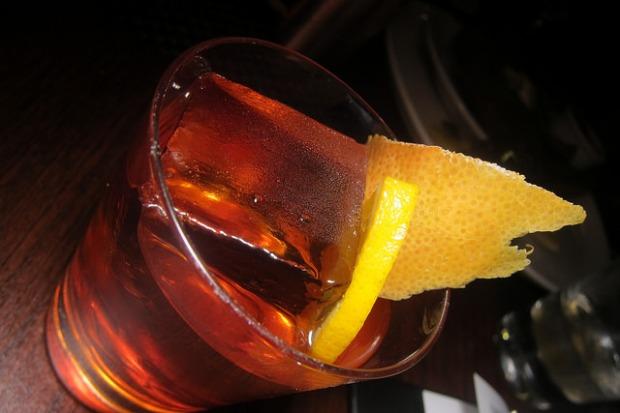 Martin Miller's Gin Negroni