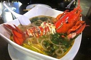 lobster pho