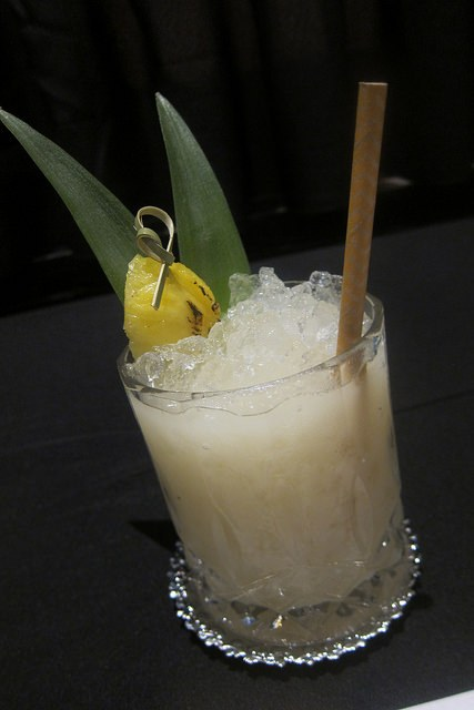 2015 Call for Cocktails Winner- Barrel Hidden in the Tropics by Chris Chamberlain