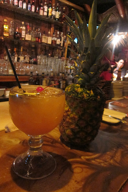 give us all your tiki drinks