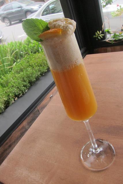 Orange Creamy