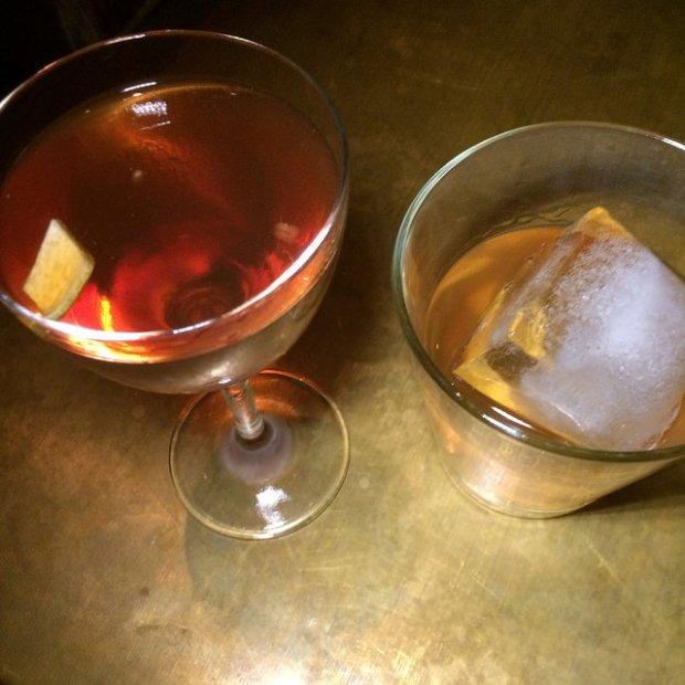cocktails at Midnight Rambler