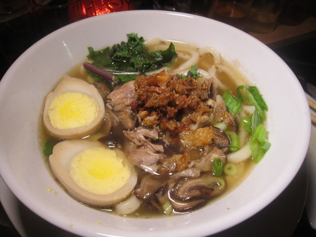 duck udon