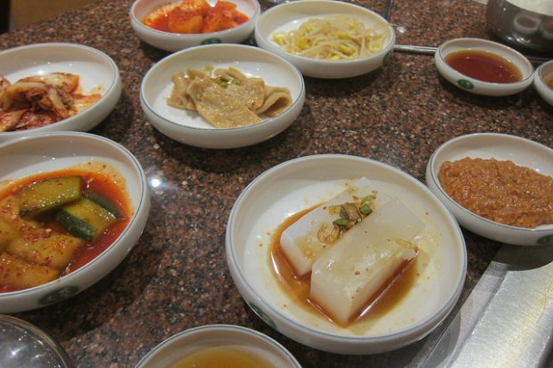 all the banchan