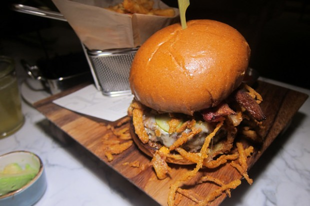 Searsucker burger