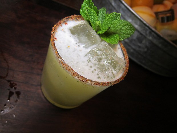 Honey Basil Sling