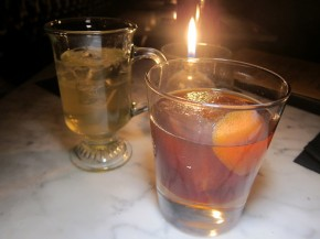 Autumn Milk Punch & Hidden in Plain Sight