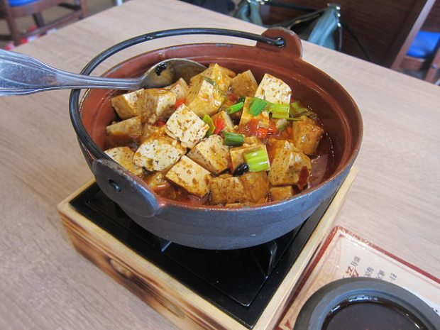stinky mapo tofu