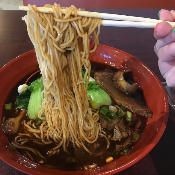 SGV: Taiwanese Niu Rou Mian at Corner Beef Noodle House